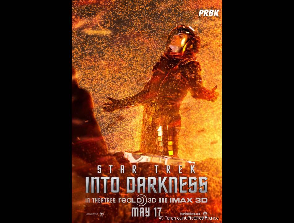 Star Trek Into Darkness sera explosif