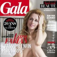 """Lara Fabian nue en Une de Gala : """"Je m'accepte telle que je suis""""...grâce à Photoshop ?"""
