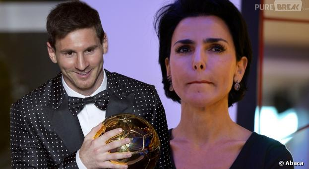 Rachida Dati fantasme sur Messi