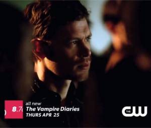 Bande-annonce de The Originals, la série spin-off de Vampire Diaries