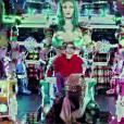 Le clip qui ne se prend pas au sérieux du titre Panic Station de Muse