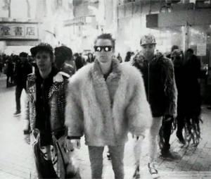Le groupe Muse s'est éclaté pour Panic Station