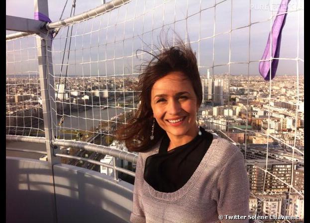 Solène Chavanne, nouvelle chroniqeuse dans 100% Mag