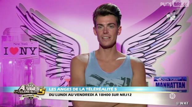 Geoffrey a retrouvé les Anges de la télé-réalité 5