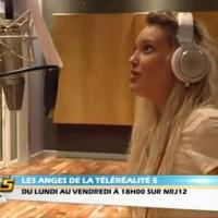 Les Anges de la télé-réalité 5 : Aurélie chanteuse tremblante et surprenante