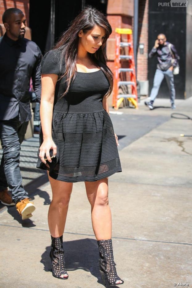 Kim Kardashian voulait être sexy pour retrouver Kanye West