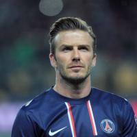 """David Beckham (PSG) : ses enfants égéries mode ont une """"vie normale"""""""