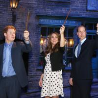 Kate Middleton : duel de baguettes magiques à la sauce Harry Potter avec William
