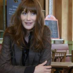 """Carla Bruni : Mon Raymond, un clip """"so frenchy"""" pour déclarer son amour à Sarkozy"""