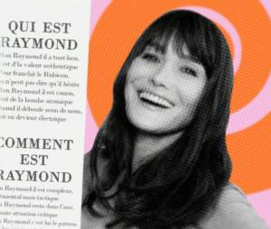 Carla Bruni chante les louanges de Nicolas Sarkozy dans Mon Raymond