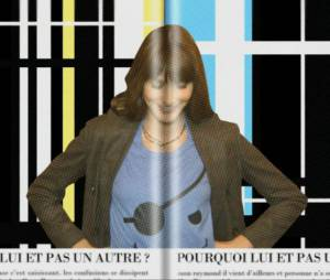 Carla Brunidéclare sa flamme à Nicolas Sarkozy dans Mon Raymond