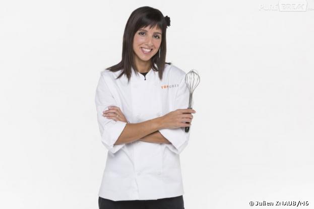 Naoëlle, grande gagnante de Top Chef 2013