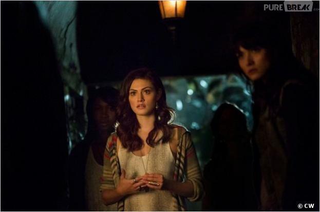 Phoebe Tonkin a reçu des menaces de mort après un épisode de The Vampire Diaries