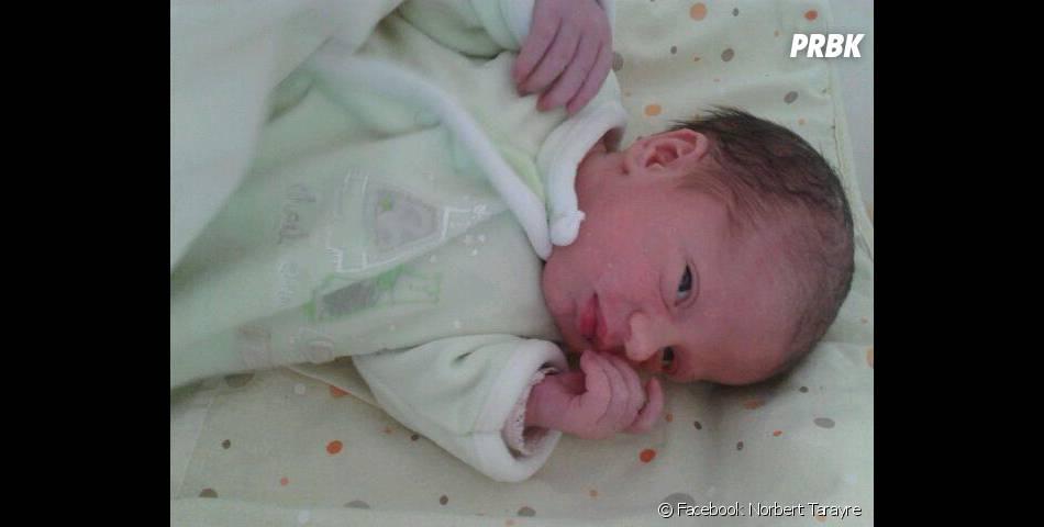 Norbert Tarayre nous présente sa petite fille