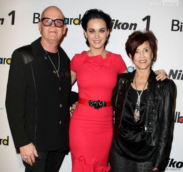 Katy Perry clashée par son père