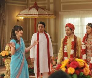Un final sur fond de mariage hindou dans New Girl