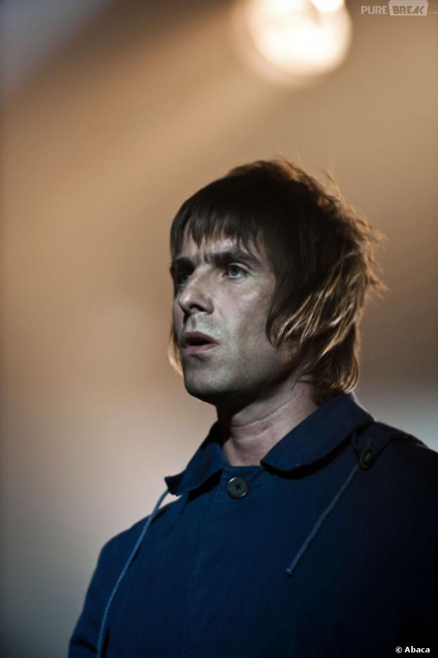Liam Gallagher a failli mourir en croquant un M&M's