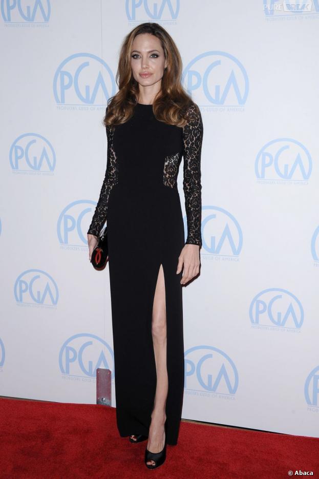 Angelina Jolie vient de subir une double mastectomie