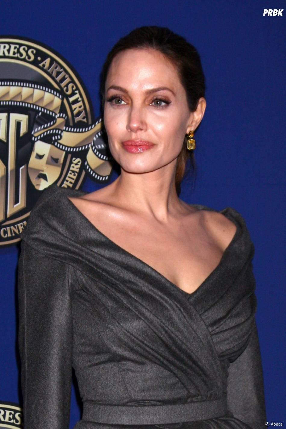 Angelina Jolie veut être un exemple pour les autres femmes