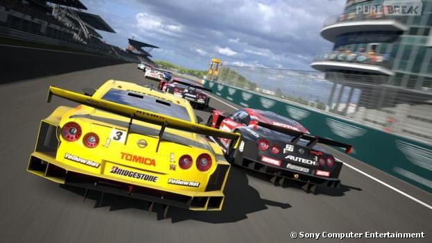 Gran Turismo 6 en préparation ?