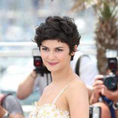 Audrey Tautou au festival de Cannes 2013 : une robe qui a pris (beaucoup) de temps