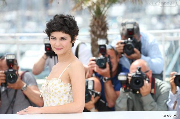 Audrey Tautou a choisi une créatrice peu connue pour son grand jour à Cannes
