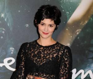 Audrey Tautou portera une robe unique pendant la cérémonie d'ouverture de Cannes 2013