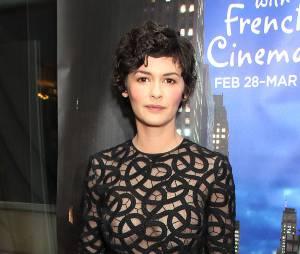 Audrey Tautou présentera la cérémonie d'ouverture du Festival de Cannes 2013