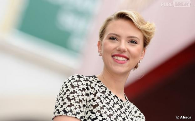 Scarlett Johansson réalise le rêve de sa vie