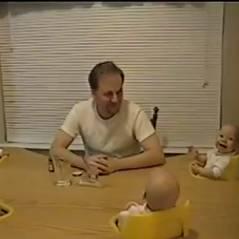 Des bébés pris d'un fou rire font le buzz sur Youtube