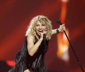 Amandine Bourgeois a fait ce qu'elle a pu à l'Eurovision 2013