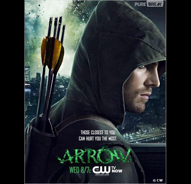 Arrow reviendra avec une saison 2