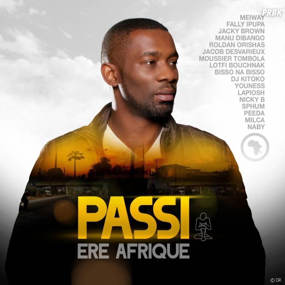 """""""Ere Afrique"""" de Passi, dans les bacs le 27 mai 2013"""