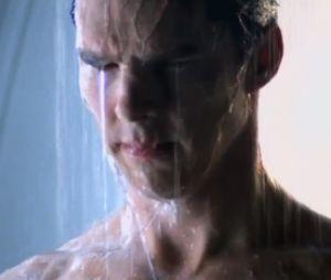 Une douche de méchant dans Star Trek Into Darkness