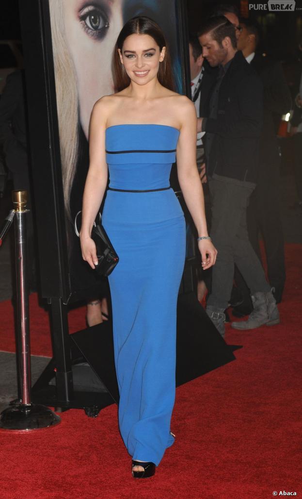 Emilia Clarke prête à devenir Juliette ?