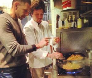Jean Imbert, Top Chef 2012 et coach de Roschdy Zem pour son prochain film