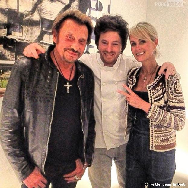 Jean Imbert, Top Chef 2012 et cuisinier de stars pour Johnny et Laeticia Hallyday