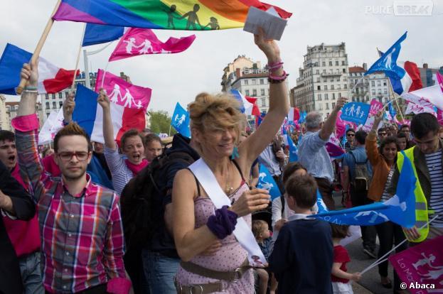 Pour des raisons de sécurité, Frigide Barjot ne manifeste pas cet après-midi avec les partisans anti-mariage gay