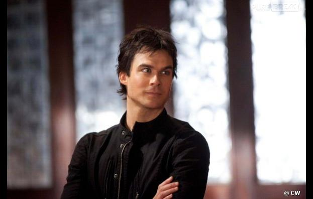 Damon en mode boyfriend dans la saison 5 de Vampire Diaries