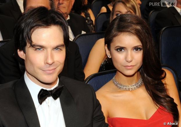 Nina Dobrev et Ian Somerhalder (Vampire Diaries)  une rupture à cause  d\u0027une demande en mariage ?