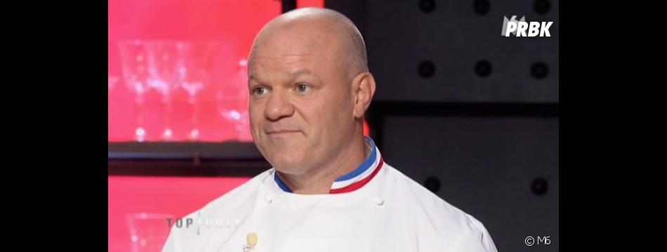 Philippe Etchebest dans Cauchemar en cuisine sur M6.