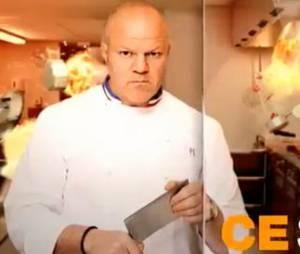 Cauchemar en cuisine chaque lundi sur M6.