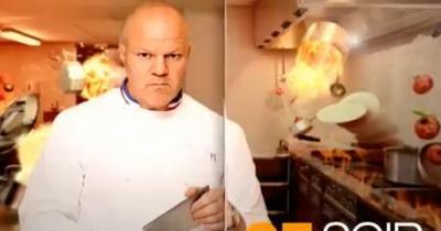 Cauchemar en cuisine pr sentateurs actu derni res news - Cauchemar en cuisine peyruis ...