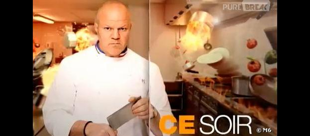 Cauchemar en cuisine philippe etchebest vs gordon ramsay - Cauchemar en cuisine philippe etchebest ...