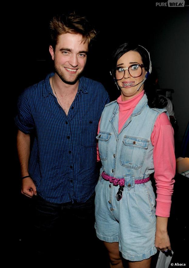 Katy Perry et Robert Pattinson ont été repérés ensemble à un mariage d'inconnus
