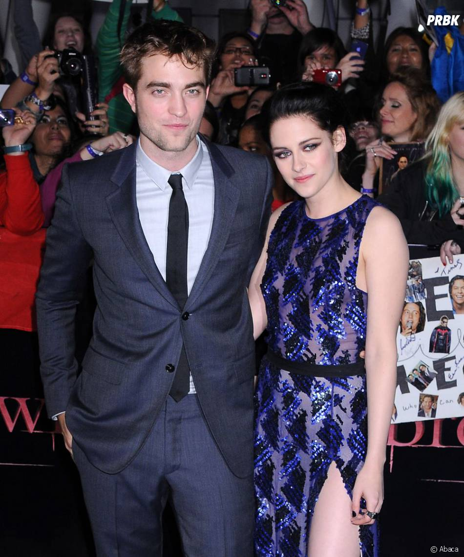 Kristen Stewart et Robert Pattinson se sont séparés début mai 2013