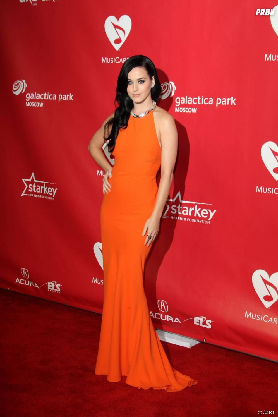 Katy Perry n'est visiblement pas en couple avec Robert Pattinson