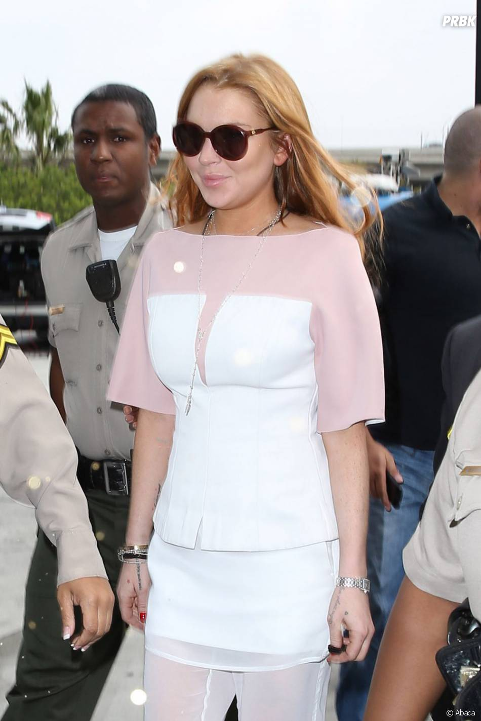 Lindsay Lohan est en ce moment en rehab