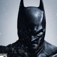 Batman Arkham Origins : une jaquette sombre pour le Chevalier Noir