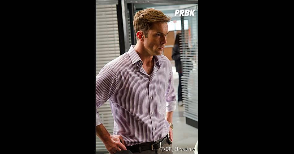 Quinn de Dexter ne sert à rien, si ce n'est remplir ces lignes